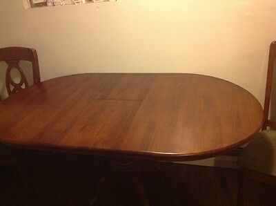 $230 • Buy Dining Table And Chairs