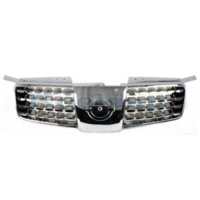 $84.95 • Buy Fits 04 05 06 Maxima Front Grill Grille Assembly Chrome Shell & Insert Plastic
