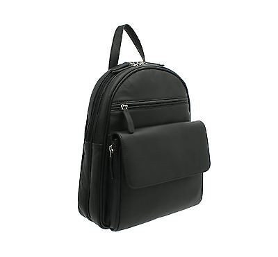 £84.99 • Buy Visconti Leather Backpack Style 01433
