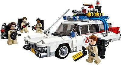 BRAND NEW LEGO Ghostbusters Ecto-1, 21108. • 994.99£
