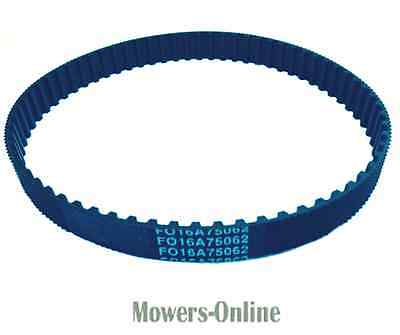Qualcast Windsor 12S 14S Toothed Motor Drive Belt F016A75062 Suffolk Punch • 8.84£
