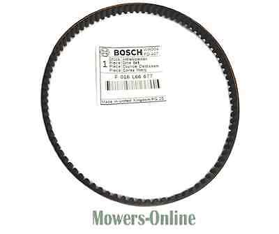 Bosch Rotak 32 Drive Belt F016L66677 Electric Lawnmower Ergoflex 32R Genuine • 12.58£