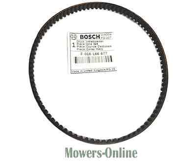 Bosch Rotak 32 Drive Belt F016L66677 Electric Lawnmower Ergoflex 32R Genuine • 15.12£