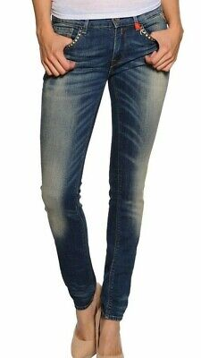 £59.99 • Buy Womens Replay Jeans  Luz Skinny   28 ,  31, 32  New With Tags Authentic