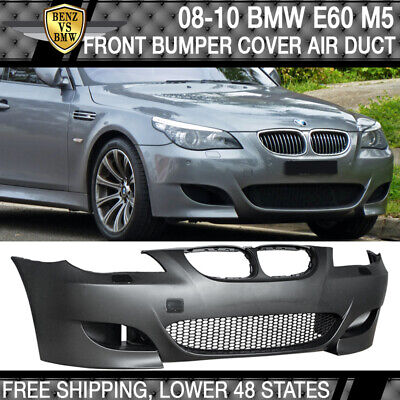 $342.99 • Buy Fit 08 09 10 BMW E60 5-Series M5 Style Front Bumper Cover Conversion Air Duct PP