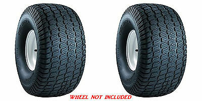 $155 • Buy (TWO) 24x12-12 24X12.00-12 Carlisle Turf Master 4ply Rated Lawn Mower Tires