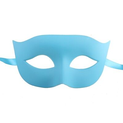 Light Blue Quality Mens Or Ladies Venetian Masquerade Ball Carnival Party Mask  • 8.95£