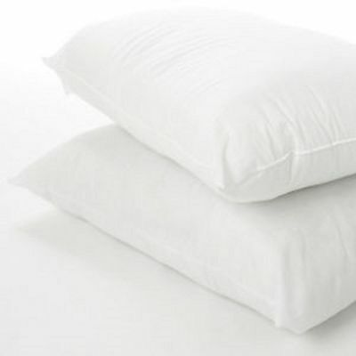 Firm Bounce-Back Pillows Extra Filled 100% Hollowfibre Fillings 2,4 Or 6 Pack • 7.99£
