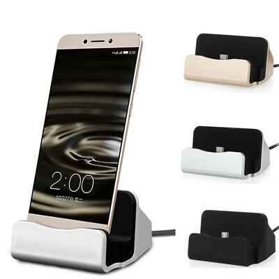 $ CDN5.09 • Buy USB Type C Charger + SYNC Dock For Samsung Galaxy S8 Huawei P9 P10 Plus