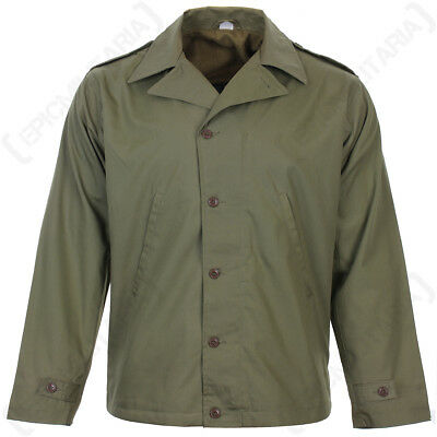 £70.87 • Buy American M41 Jacket - US Army Olive Drab WW2 Field Uniform GI Lined Repro New