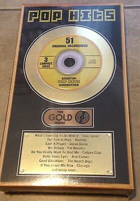 £14.59 • Buy POP Hits The Gold Series 51 Songs 3 CD Box Set NEW Factory Sealed