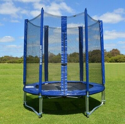AU300 • Buy 6FT Trampoline With Enclosure