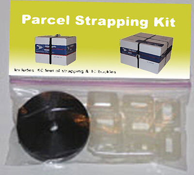$8.75 • Buy 60 Ft Postal Parcel Strapping Kit Camping Business Mailing Supplies