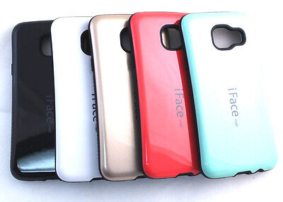 IFace Shockproof Bumper Cover Case Skin For Samsung A3 • 5.75£