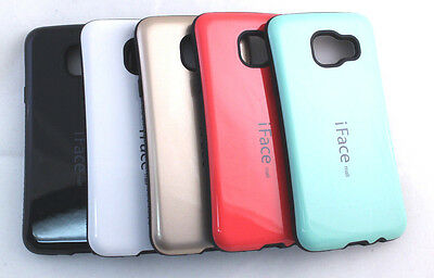 IFace Shockproof Bumper Cover Case Skin For Samsung A7 • 5.75£