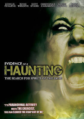 £7.80 • Buy Evidence Of A Haunting, Good DVD, ,