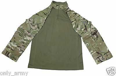 British Army MTP UBAC Shirt / Top Under Body Armour Combat Shirt NEW L / XL • 19.99£