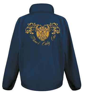 £30 • Buy Personalised Two Tone Printed Softshell Jacket
