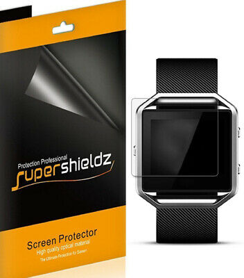 $ CDN8.23 • Buy 6X Supershieldz Clear Screen Protector Shield Saver For Fitbit Blaze