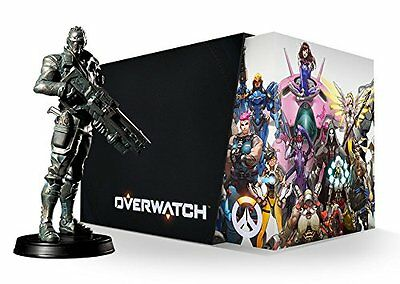AU527.75 • Buy NEW Overwatch: Collector's Edition (Windows PC, 2016) Limited Statue Blizzard