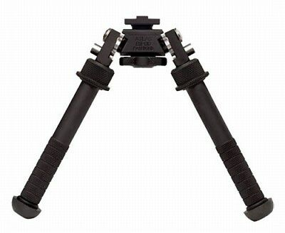 V8 Atlas Bipod - No Clamp - For BT19, ADM-170-S, ARMS 17S, TRAMP, LT171 BT10-NC • 229.95$