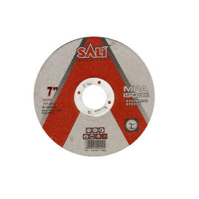 AU13.32 • Buy 5 X Metal Cutting Discs 180mm 7  MPA ISO EN Approved For Cutter Angle Grinder