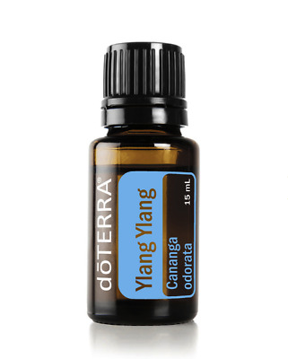 AU120 • Buy NEW DoTERRA Ylang Ylang 15ml Certified Grade Pure Essential Oil Aromatherapy