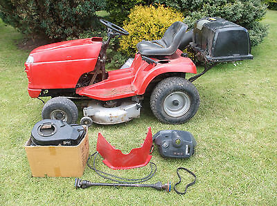 £555 • Buy Honda - Ride On Mower # _ Parts Only _ # Vintage - Ht 4514