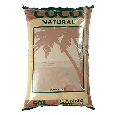 £17.99 • Buy Canna Coco Natural Coir 50L Hydroponic Growing Media Soil