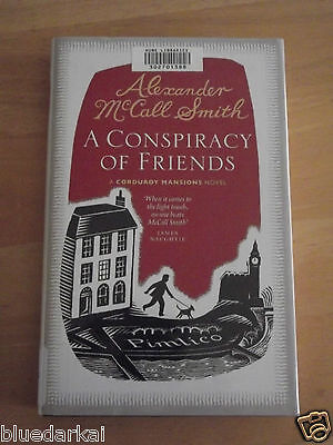AU10.44 • Buy ALEXANDER McCALL SMITH - A CONSPIRACY OF FRIENDS