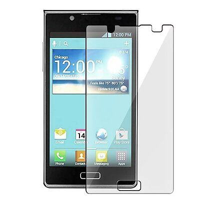 $5.85 • Buy 2-pack Crystal Clear Screen Protector For LG Splendor Venice US730 LS730