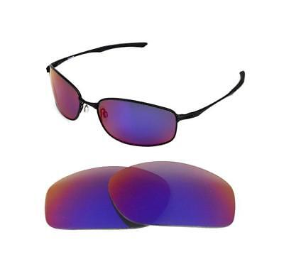 $31.66 • Buy New Polarized Light +red Replacement Lens For Oakley Taper Sunglasses