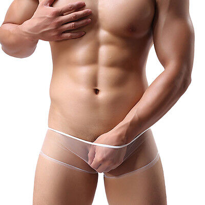 Men's Sexy Underwear See Through Boxer Shorts  Size (Waist 29  To 39 )   #157 • 4.80£