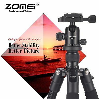 AU63.99 • Buy Zomei Q555 Professional Tripod Metal Ball Head For Digital Camera Travel DSLR