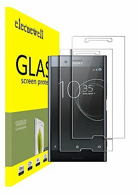 AU3.99 • Buy 9H Tempered Glass Screen Protector For Sony Xperia XZ Premium  XA XA2 XA1 Ultra