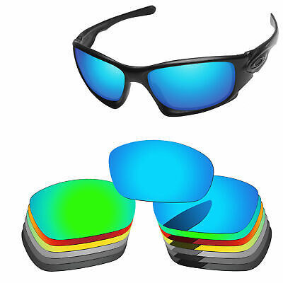 PapaViva Polarized Replacement Lenses For-Oakley Ten X Sunglasses OO9128-Options • 23.98£
