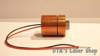 AU181.60 • Buy 25mm 1W NDG7475 520nm Laser Diode In 25mm Copper Module W/Leads & Glass Lens