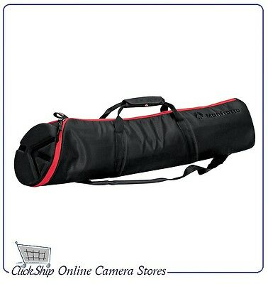 £87.23 • Buy Manfrotto MBAG100PN Padded Tripod Bag With Head Up To 39  (100 Cm) Long