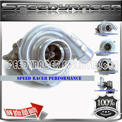 $1155.45 • Buy T3/T4 T04E Turbo A/R .63 Compress Wheel Turbocharger For Nissan Mitsubishi
