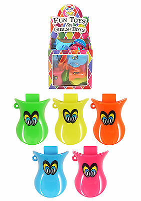 Duck Whistle Kids Loot Goody Party Loot Bags Fillers Toys Assorted Colors Uk  • 6.75£