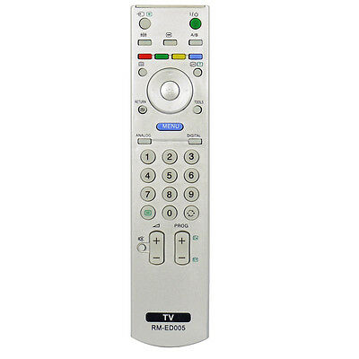 £6.02 • Buy Remote Control For Sony Bravia RM-ED008 RMED008 - Replacement