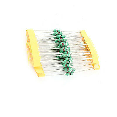 £1.34 • Buy 50PCS NEW 0410 Color Ring Inductance 1MH 102K 1/2W Axial RF Choke Coil Inductor
