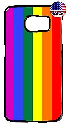$ CDN17.80 • Buy Gay Lesbian Pride Flag Case Cover For Samsung Galaxy S8 S9 Plus S7 Note 9 8 5