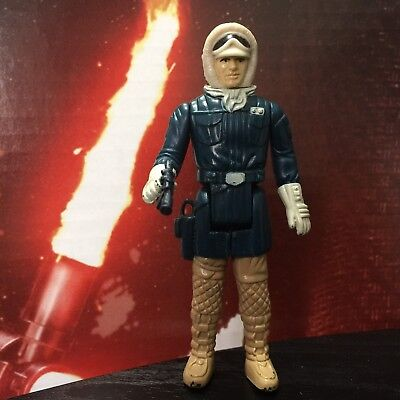 $ CDN25 • Buy Star Wars Vintage Complete Original Han Solo Hoth Outfit Figure 1980