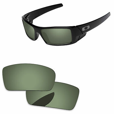 bde0f96eee PapaViva Gray Green Polarized Replacement Lenses For-Oakley Gascan  Sunglasses • 14.98