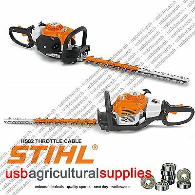 £25.99 • Buy Stihl 4228 180 1101 Throttle Cable For Hs45 Hedge Trimmers Next Day