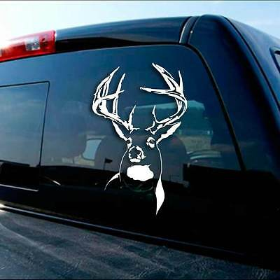 $5.99 • Buy Whitetail Deer Sticker Decal Ranch Buck Archery Big Game For Hoyt Mathews PSE