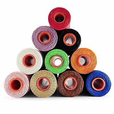 £5.25 • Buy Waxed Thread  Slipping Twine Upholstery Leather Craft Thread 1mm Hand Sewing ACK