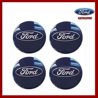 £24.95 • Buy Genuine Ford (Most Models) 54mm Alloy Wheel Centre Cap X4 New. 1429118