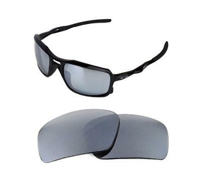 £22.99 • Buy New Polarized Replacement Silver Ice Lens For Oakley Triggerman Sunglasses